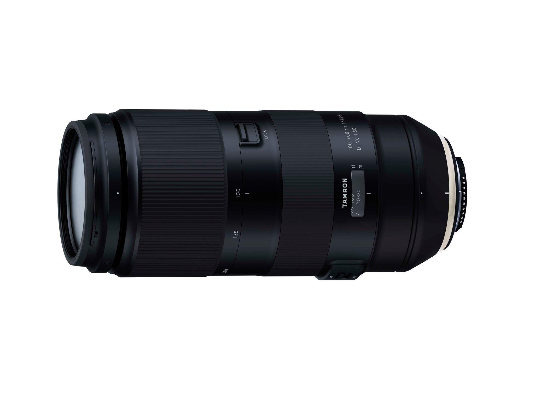 Téléobjectif 100-400mm VC USD Nikon