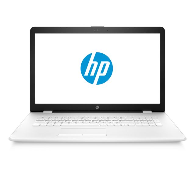 HP Notebook 17-ak041nf - Blanc