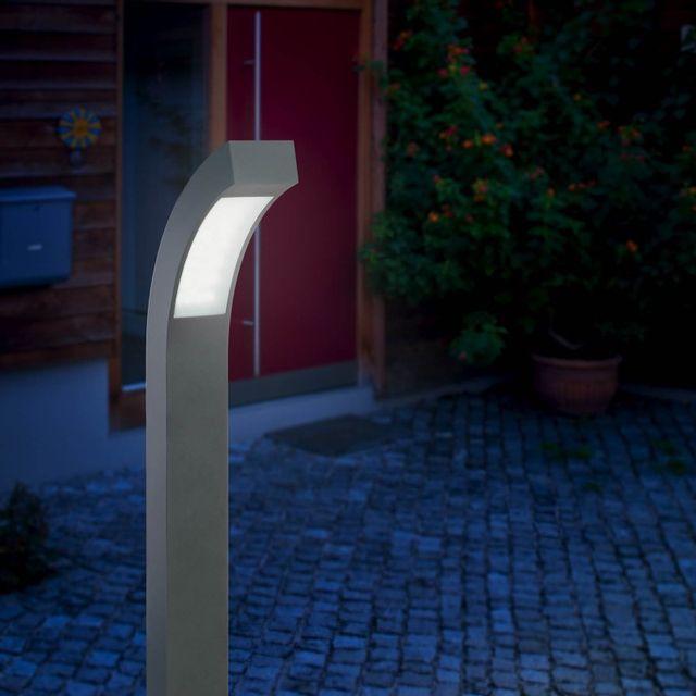 esotec borne lumineuse led 100 cm highline pas cher. Black Bedroom Furniture Sets. Home Design Ideas