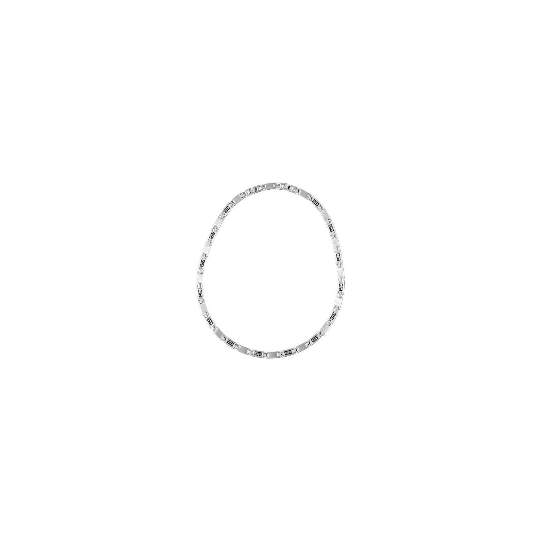 944ae9a9345 SOCHICBIJOUX- So Chic Bijoux © Collier Homme Longueur Réglable  49 à 53 cm  Motif