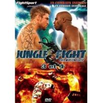 Fightsport - Jungle Fight - Vol. 3 & 4