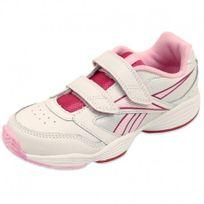 Reebok - Play Ranger Kc Jr Blc - Chaussures Tennis Fille