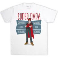 Rigolobo - Tee-Shirt Super Papa