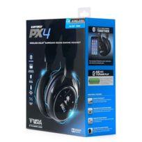 Turtle Beach - Ear Force Px4 casque premium sans fil Dolby Surroundpour Ps4/PS3/ Xbox One