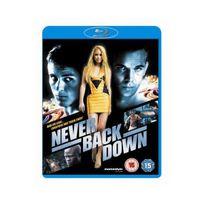 Momentum - Never Back Down Blu-ray, Import anglais