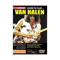 Quantum - Lick Library - Learn to Play Van Halen Import anglais