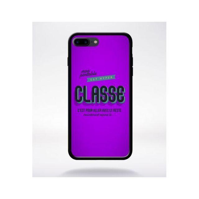 coque iphone 7 plus classe