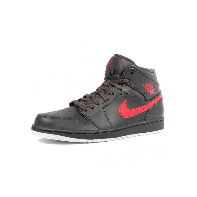 Nike 1 42 12 Gris Homme Air Cher Pas Jordan Chaussures 1FTcJlK