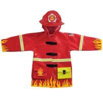 Kidorable - Imperméable Pompier