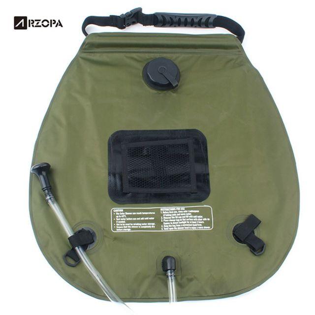 Arzopa Extérieur Douche Camping Randonnée De Pour Sac Portable 54ALRj