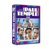 Acorn Media - The Paul Temple Collection IMPORT Anglais, IMPORT Coffret De 4 Dvd - Edition simple