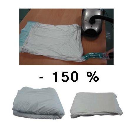 msv housse gain de place vide d 39 air pas cher achat. Black Bedroom Furniture Sets. Home Design Ideas