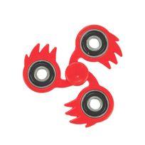 Modanana - Hand Spinner effet Flamme Rouge