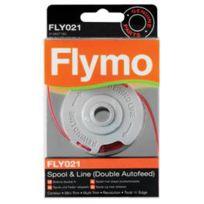 Flymo - Bobine de recharge double fil Fly021