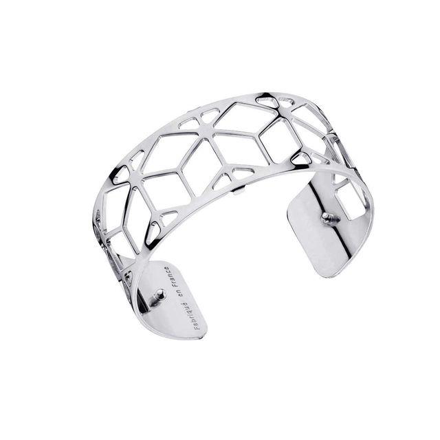 Les Georgettes , Bracelet Manchette Résille Pour Femme En Argent 25 Mm , pas  cher Achat / Vente Bracelets , RueDuCommerce