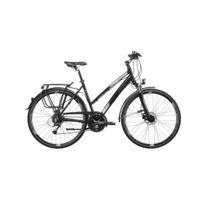 Vermont - Eaton - Vélo de trekking femme - noir