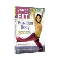 Acacia - Dance to Be Fit: Brazilian Body Import anglais