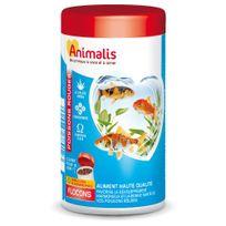 Animalis - Aliments Flocons pour Poissons Rouges - 1,2L