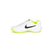 a45850950d35 Nike - Chaussures de tennis - Court Lite - Taille 36 - Blanc et jaune -