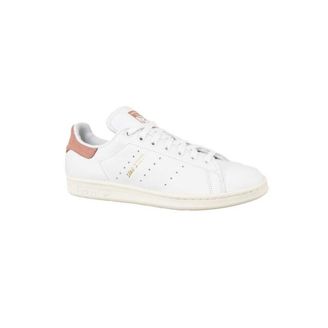 Adidas Baskets mode originals cp9702 stan smith blanc