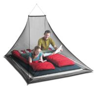Sea to Summit - Mosquito Pyramid - Accessoire tente - Double noir/transparent