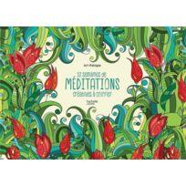 Hachette Pratique - 52 semaines de méditations créatives à colorier