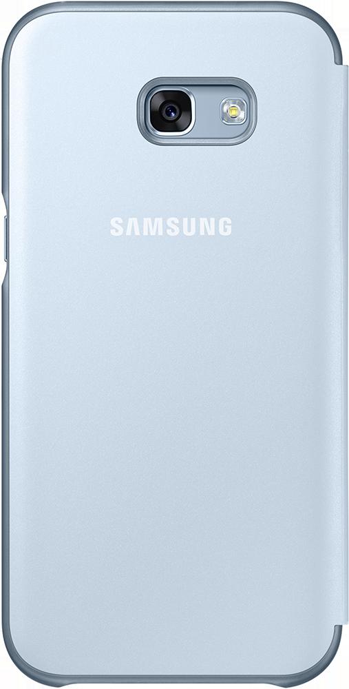 Etui Neon EF-FA320PL pour Galaxy A3 2017 Samsung Bleu