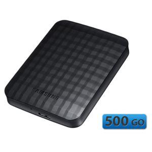 Samsung - M3 HX-M500TCB/G 500 Go Noir