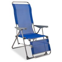 CARREFOUR - Fauteuil pliable relax 5 positions - 852/TX