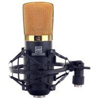 Pronomic - Cm-22 Écran acoustique avec large filtre anti-pop + filet et protection anti-vent