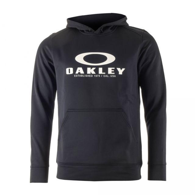 Oakley - Sweat 360 Po Blackout Noir - XL - pas cher Achat   Vente Sweat  homme - RueDuCommerce 61290a9fcdc0