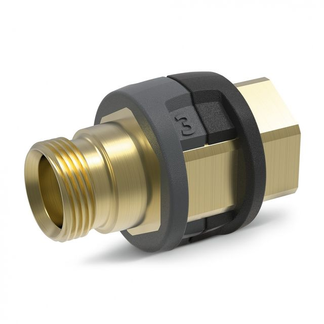 Karcher Adaptateur 3 Easy!Lock - M 22 x 1,5 - 4.111-031.0