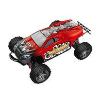 Mgm - Voiture 4X4 Rally Raid télécommandé 27cm - Coque Rouge
