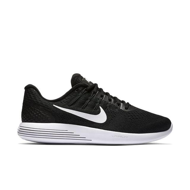 Nike Chaussure 8 De Running Lunar Glide 8 Chaussure 843725 001 Noir 40 4690a2