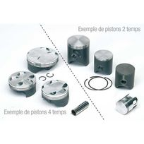 Airsal - Segments de Remplacement de Piston 244033