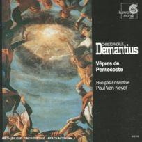 Harmonia Mundi - VÊPRES De Pentecoste - Cd