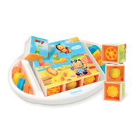 Smoby - Cotoons - Puzzle cubes - 211385