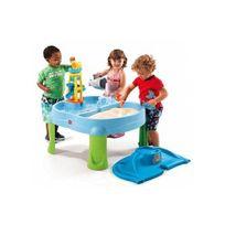 Step 2 - Table Splash and Scoop