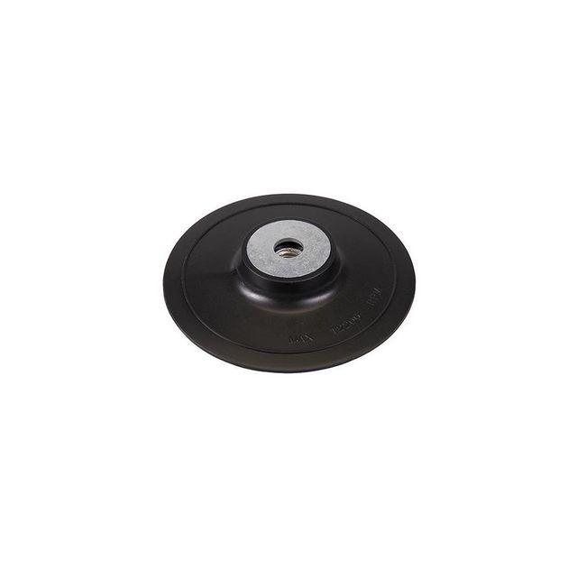 Silverline - Plateau support rigide D. 125 mm x M14 pour disque semi-rigide 27f8e7702528