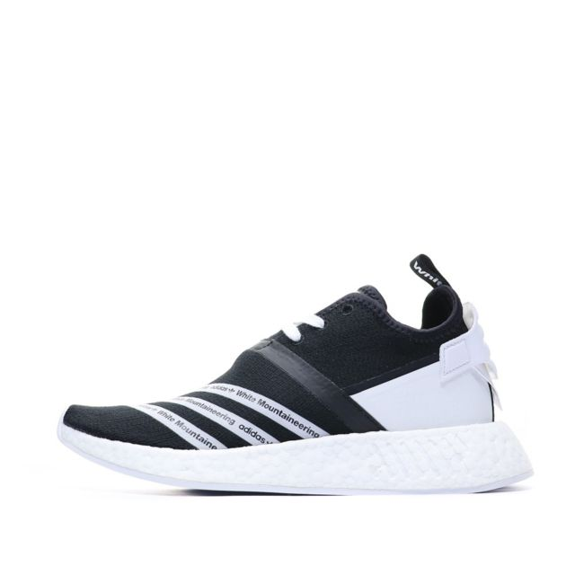 Adidas Sneakers noir homme Nmd White Mountaineering Noir