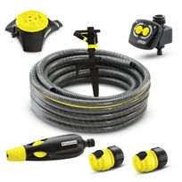 Karcher - Kit arrosage automatique + sprinklers rotatifs