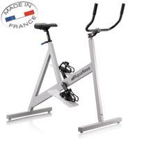 AQUANESS - vélo aquatique de piscine gris - v1 gris