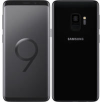 Samsung - Galaxy S9 - 256 Go - Noir