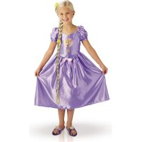 Rubies - Boite Vitrine - Déguisement Fairy Tale - Princesse Raiponce