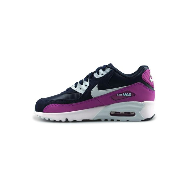 Nike Air Max 90ltr Junior Marine 833376 402 pas cher