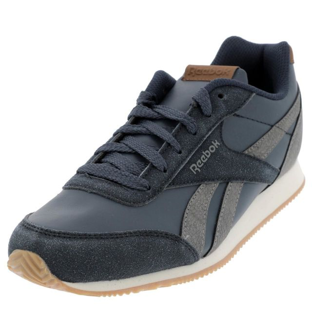 Reebok Chaussures mode ville Royal cljog navy jr Bleu