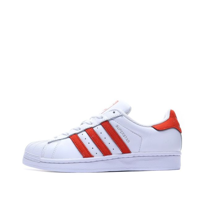Adidas Superstar Baskets Blanc Homme Multicouleur 41 13