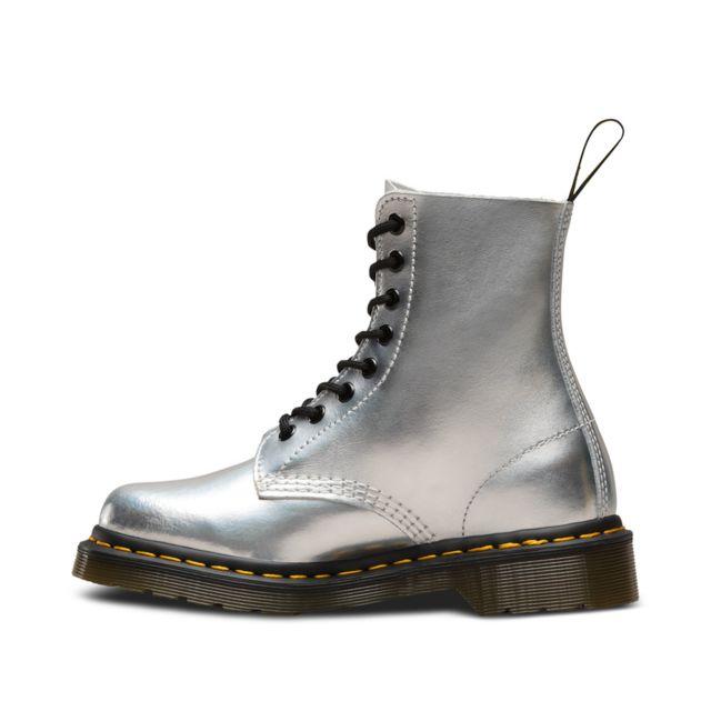 368d3e4e74b6 Dr. Martens - Boots Dr Martens Pascal Iced Metallic - Ref. 23551073 ...