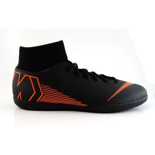 Nike Mercurial Superflyx 6 Club Ic Fast Af Noir pas cher