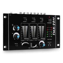 RESIDENT DJ - Mixer 2/3 canaux TMX-2211 Table de mixage Talkover